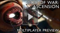 God of War Ascension : Multi Trailer