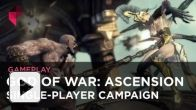 vid�o : God of War : Ascension - 30 minutes de gameplay