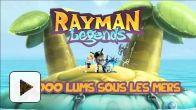 Rayman Legends : 20.000 Lums sous les mers