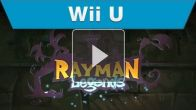 Rayman Legends Wii U Level - E3 2012 Trailer