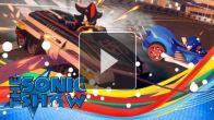 vid�o : Sonic & Sega All-Stars Racing Transformed - Trailer E3 2012