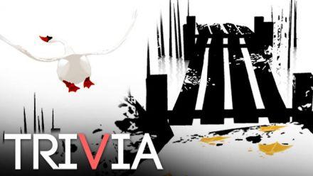 Vidéo : TRIVIA : Quand The Unfinished Swan faisait de l'oeil à un autre jeu indé