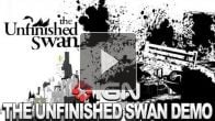 The Unfinished Swan : E3 2012 Gameplay