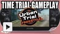 Urban Trial Freestyle Gameplay PS Vita