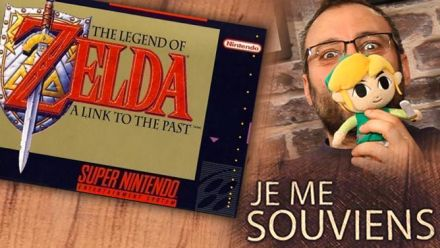 Vid�o : Trazom se souvient de Zelda : A Link to the Past