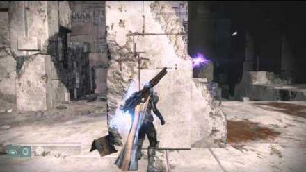 Destiny - Solo Templier Caveau de Verre