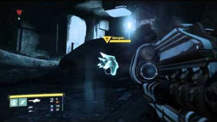 Destiny - Le Caveau de Verre par 2 joueurs