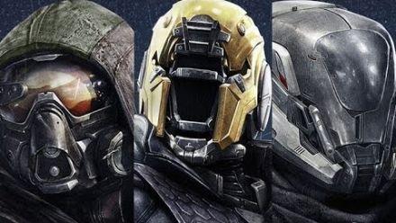 Destiny : Classes Trailer