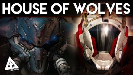 Destiny - House of Wolves Leak