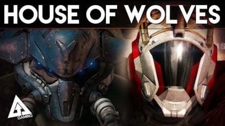 Destiny - House of Wolves Leak