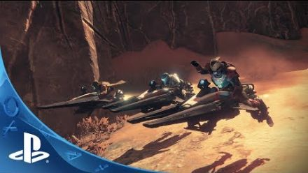 vidéo : Destiny Sharing Commercial | #PS4share | PS4 Commercial