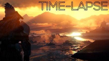 Destiny - Time-lapse