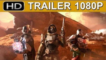 Destiny Trailer E3