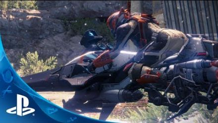 Destiny PS4 Dev Diary: Armor, Weapons, Loot