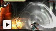 """Vid�o : Castlevania LoS Mirror of Fate : """"Splendour Action"""""""