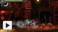 "vidéo : Castlevania LoS Mirror of Fate : ""Alucard Action"""