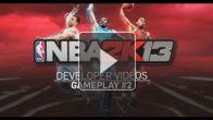 NBA 2K13 : carnet de développeurs 02