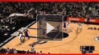 NBA 2K13 : trailer Kinect