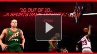Vidéo : NBA 2K13 : trailer de lancement