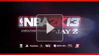 NBA 2K13 : Jay-Z executive producer