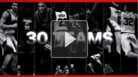 NBA 2K13 : Trailer officiel