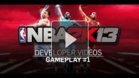 NBA 2K13 : carnet de développeurs 01