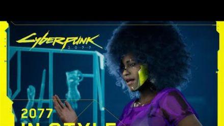Cyberpunk 2077 - 2077 in Style