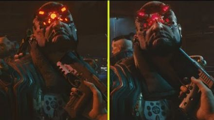 Cyberpunk 2077 2018 vs 2020 Early Graphics Comparison (Cycu1)
