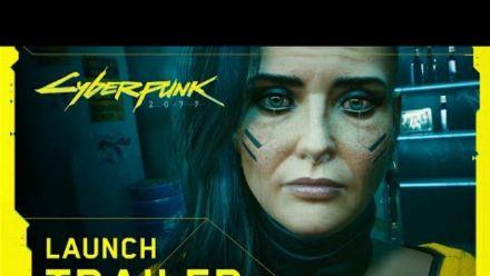 Cyberpunk 2077 - Official Launch Trailer - V