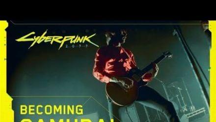 vid�o : Cyberpunk 2077 - Refused : Devenir SAMURAI