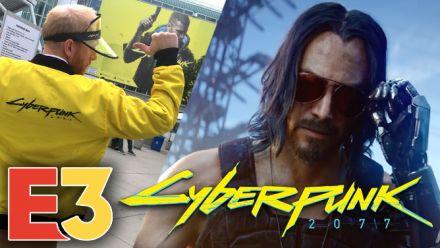 E3 2019 : On a revu Cyberpunk 2077, toujours aussi impressionnant ?