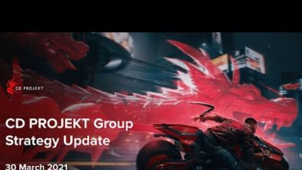 CD PROJEKT Group: Strategy Update |