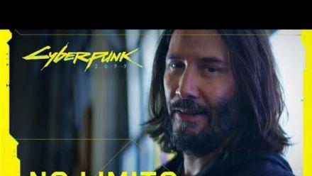 Cyberpunk 2077 - No Limits