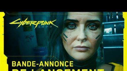 Cyberpunk 2077 - Bande-annonce de lancement officielle - V