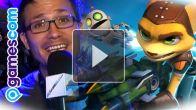 Vid�o : Rachet & Clank QForce : Impressions GamesCom 2012