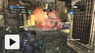 vid�o : Gears of War judgment : Multi OverRun