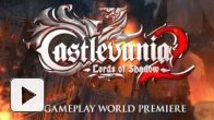 Castlevania : Lords of Shadow 2, du gameplay aux VGA 2012