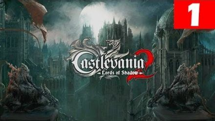 Vid�o : Castlevania : Lords of Shadow 2 - 20 premières minutes