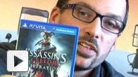 Vid�o : Assassin's Creed III : Liberation, notre test vidéo