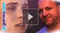 David Cage : notre interview gamescom 2012