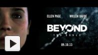 Beyond : Two Souls, le making of des arts graphiques