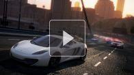 NFS Most Wanted : Trailer détaillé du mode Solo