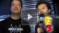 vid�o : Watch Dogs, notre interview de Jonathan Morin Creative Director du jeu
