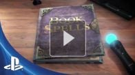 vid�o : Wonderbook : Book of Spells presentation
