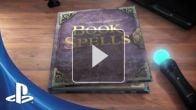 Wonderbook : Book of Spells presentation