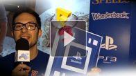 E3 - Wonderbook : nos impressions vidéo