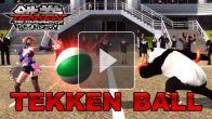 Tekken Tag Tournament 2 Wii U : Tekken Ball
