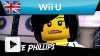 Vid�o : LEGO City Undercover : les fonctions GamePad avec Ellie Phillips
