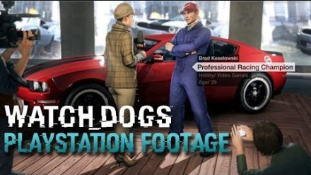 Watch Dogs PS3 - Footage Revealed