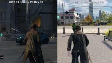 Watch Dogs - Comparatif